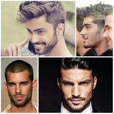 Stubble Facial Hair Style cool designer beard style for 2016 mens hairstyles and haircuts 1961 by wearticles.com