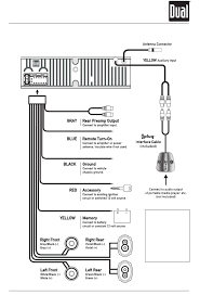 dual xdmr7710 wiring harness diagram download wiring diagrams \u2022 Trailer Wiring Harness at Dual Xhd6425 Wiring Harness