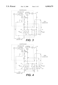 patent us6040679 variable capacity compressor having two step patent drawing