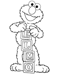 Our coloring pages offer younger children wonderful opportunities to develop their creativity and work their pencil grip in preparation for learning how to write. Top 13 Class Elmo Printable Coloring Pages Awesome Print Baby Tures Sesame Street Books Color Book Happy Vision Birthday Pictures To Oguchionyewu