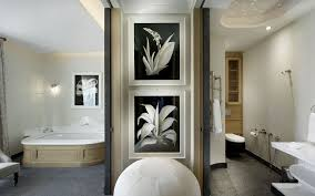 Apartment Bathroom Decorating Ideas Themes For Glamorous And