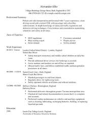 Bus Driver Resume Sample | Jennywashere throughout School Bus Driver Resume
