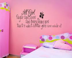 more 5 great wall decals for girl bedroom