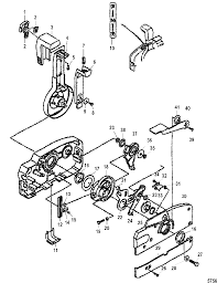 Fine mercury outboard controls diagram contemporary electrical