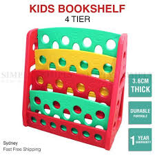 toy storage furniture. Kids Children Bookcase Sling Bookshelf Toy Storage Shelf Furniture Display  Red Toy Storage Furniture