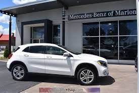 Mercedes gla suv pricing and competition. 2020 Mercedes Benz Gla 250 4matic Suv Marion Il 33663043