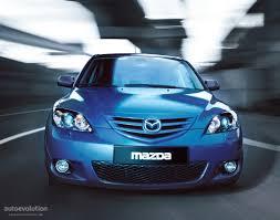 MAZDA 3 / Axela Hatchback specs - 2004, 2005, 2006, 2007, 2008 ...