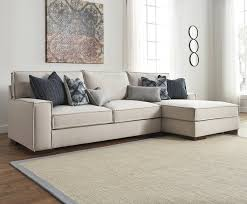 Kendleton Sectional by Ashley Furniture with a Chaise in a
