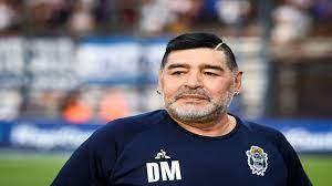 الأسطورة مارادونا.. شخصية 2020 الرياضية بلا منازع
