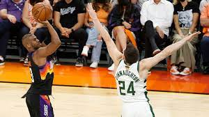 Recreation 2 of 2021 NBA Finals ...
