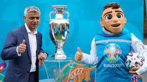 بعد جولة بباقي المدن... كأس أوروبا تحط الرحال في لندن