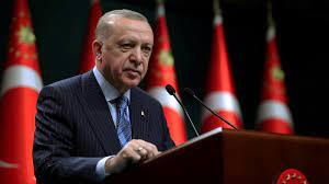 أردوغان يدعو لتمويل أمريكي لدعم مهمة إدارة مطار كابول