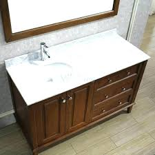left side sink vanity left side sink bathroom vanity fantastic bathroom vanity inches single sink vanities