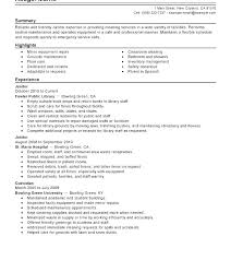 Building Maintenance Engineer Resume Sample Best Of Sample Building Maintenance Resume General Maintenance Sample Resume
