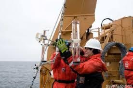 Marine Science Technician Bering Sea Ice Expedition Healy Marine Science Technicians