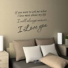 Love Quotes Wall Art