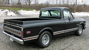 1969 Chevrolet 1/2-Ton Pickup | Connors Motorcar Company