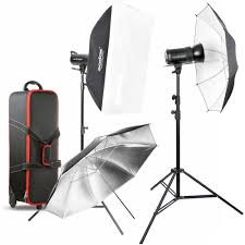 Godox Light Godox Sk300ii 2 Light Studio Flash Kit