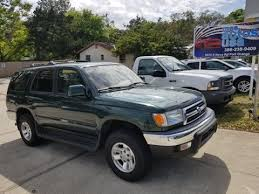 Used 1999 Toyota 4Runner For Sale in Charlottesville, VA ...