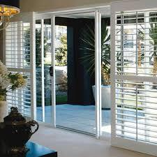 sliding door blinds sliding shutters