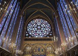 dazzling stained glass windows