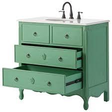 Home Decorators Bathroom Vanities Home Decorators Collection Keys 36 In W Vanity In Distressed