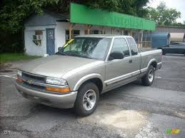 2001 Light Pewter Metallic Chevrolet S10 LS Extended Cab #11327326 ...