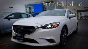 2017 Mazda 6 Grand Touring 2.5 L 4-Cylinder Review - YouTube