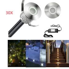 12v Led Patio Lights Details About 30x22mm 12v Led Deck Stair Lights Outdoor Yard Patio Step Driveway Patio Lamp