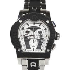 buy aigner roma stainless steelrubber strap mens watch shop aigner roma stainless steelrubber strap mens watch