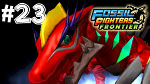 Fossil Fighters Frontier Type Chart Fossil Fighters All 114 Vivosaurs By Fossilfighters101