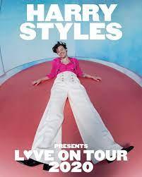 LOVE ON TOUR: Harry Styles Announces ...