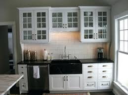 kitchen cabinet knob placement cabinet handle placement cabinet