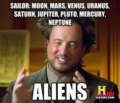 "What do You Mean, Pluto's Not a Planet Anymore?"" Sailor Moon Meme ... via Relatably.com"