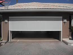 retractable garage door screensPopular Retractable Garage Door Screen   Design of Retractable