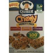 photo of quaker granola bars variety pack