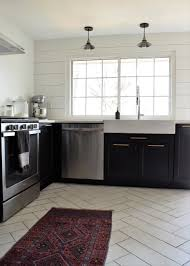 Full Kitchen Reveal Ikea Laxarby Cabinets Friesen Co Cuisine