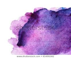 Purple Watercolor Background Textures Backgrounds Stock Illustration