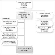 Flow Chart Of The Kaiser Permanente Southern California