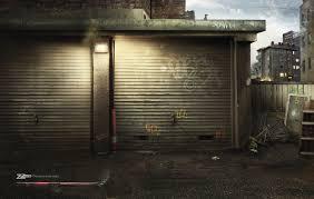 zone garage door precision
