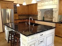 kitchen island with granite countertop granite traditional kitchen kitchen island granite countertop overhang