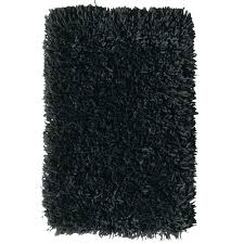 ultimate black 9 ft x 12 ft area rug