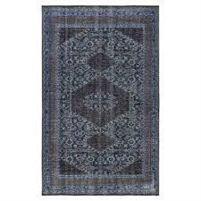 surya zha4033 zahra blue black area rug