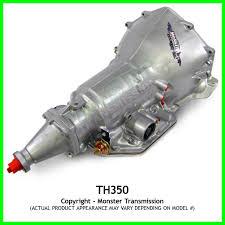 Turbo 350 TH350 Transmission Heavy Duty Performance : 6