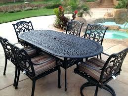 wrought iron garden furniture. Patio: White Wrought Iron Patio Table Furniture Cast Chairs Outdoor Wh: Garden R