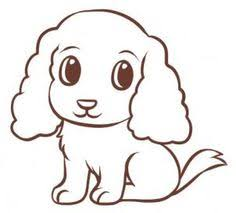 cute dogs drawings step by step. Wonderful Cute How To Draw A Easy Dog Step 6 Puppy Drawing Easy For Kids Cute Dogs Drawings Step By W
