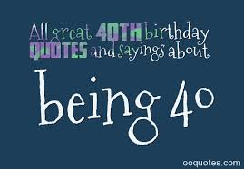 Here's some ideas for you. Funny 40th Birthday Messages For Husband Daily Quotes