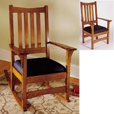 two in one furniture. Two-In-One Arts And Crafts Chair/Rocker/Rocking Chair Two In One Furniture O