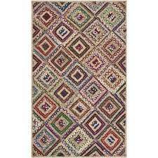 safavieh cape cod natural contemporary rug runner 2 3 x 6 only