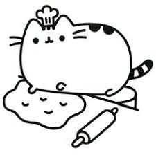 Small Picture Pusheen Cat Coloring Pages Adam Pinterest Pusheen cat